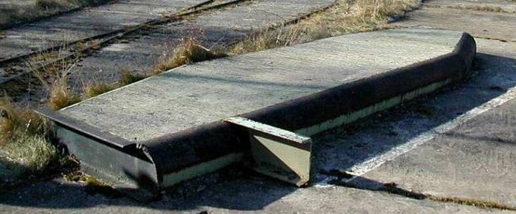ryba z oceli a betonu