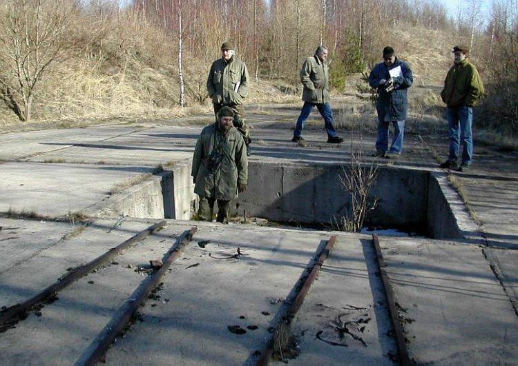 Prostor odpalovací rampy