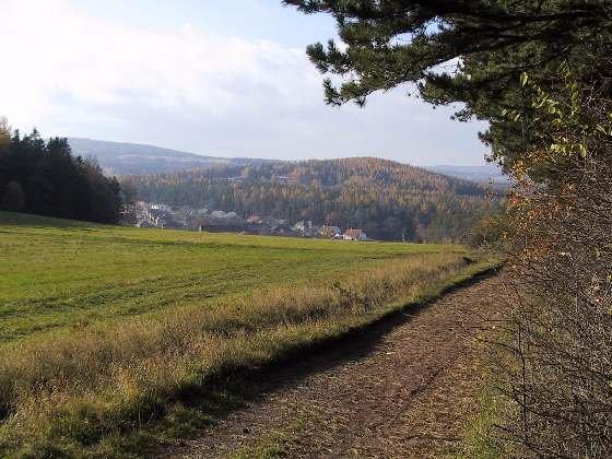 Felbabka s Podlužskou horou