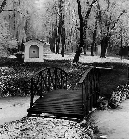 zimní křížová cesta