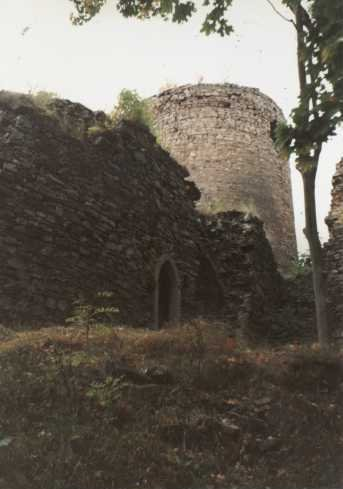 tajuplný hrad Valdek