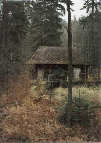budova elektrárny u loveckého zámečku