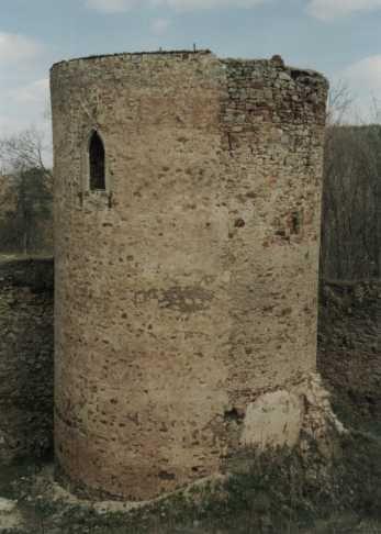 věž Valdeka