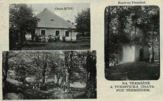 Třemšín 1939
