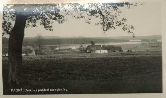 Padrť 1939