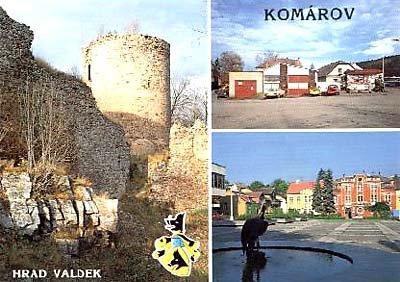 Valdek / Komárov 1999