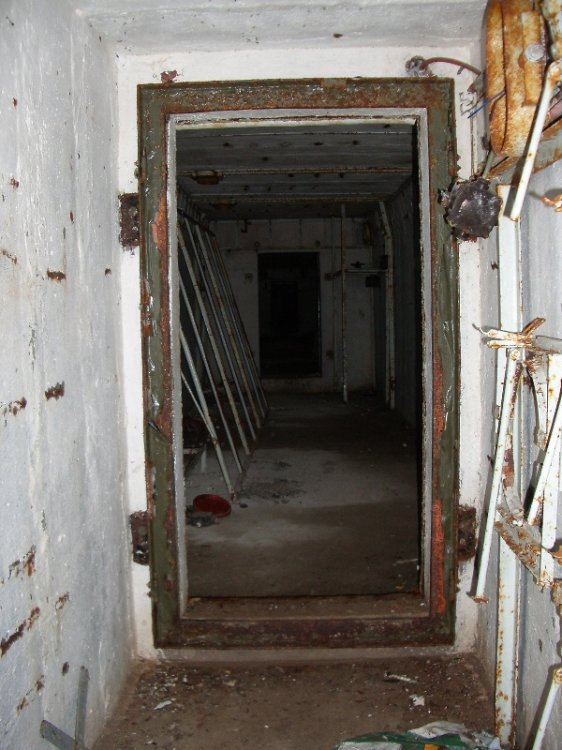 Interiér od vchodu