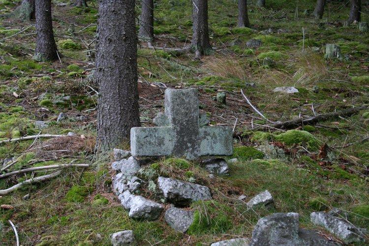 Gregorův kříž
