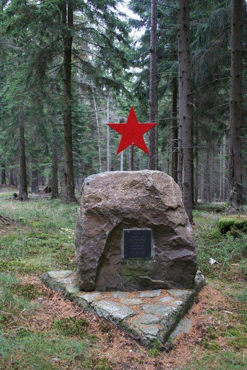 pomníček pod Prahou