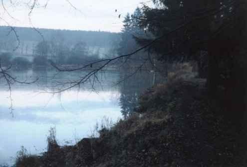 Nový rybník u Tění