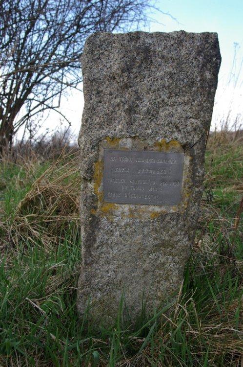 Pomník vojáka na Kolvíně