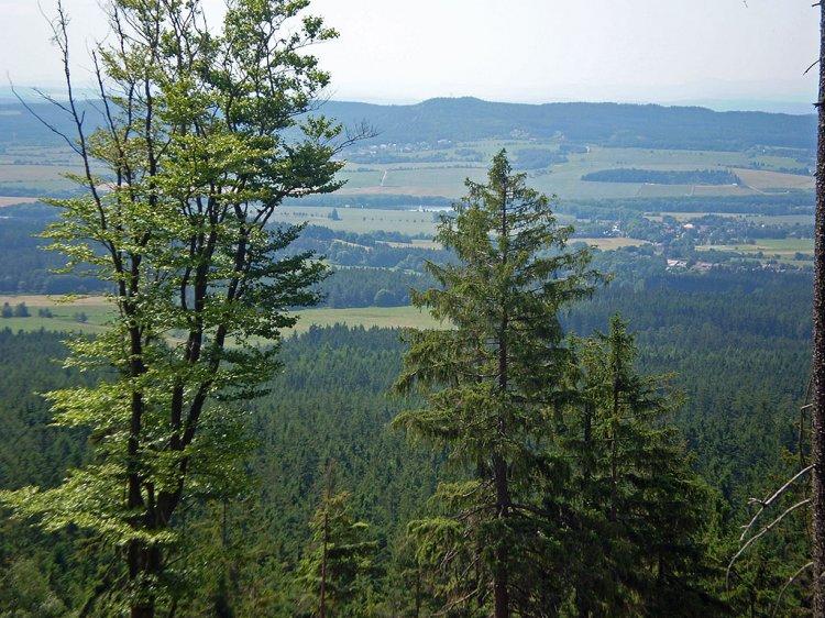 Štěrbina z Prahy