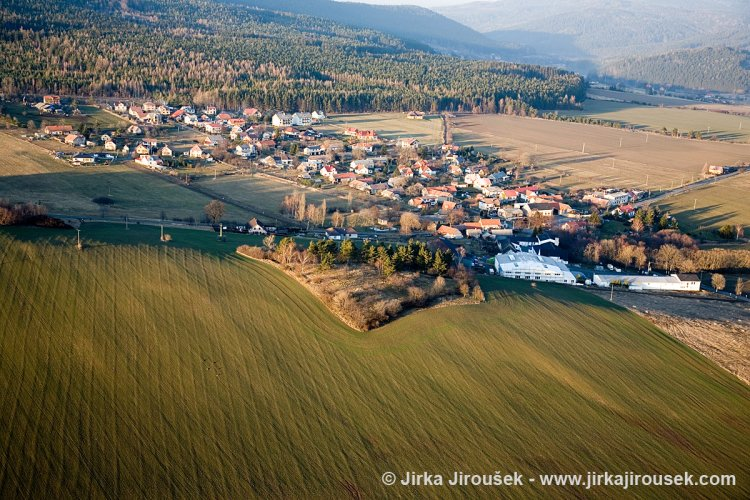 Sádek a údolí Litavky