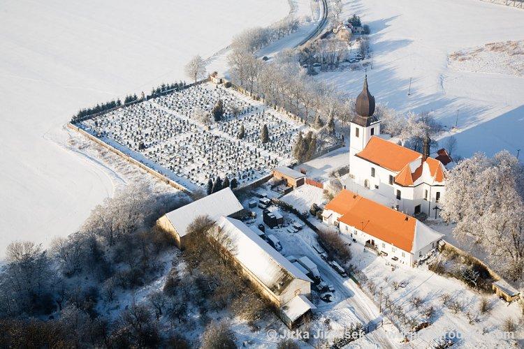 Starý Rožmitál - hřbitov