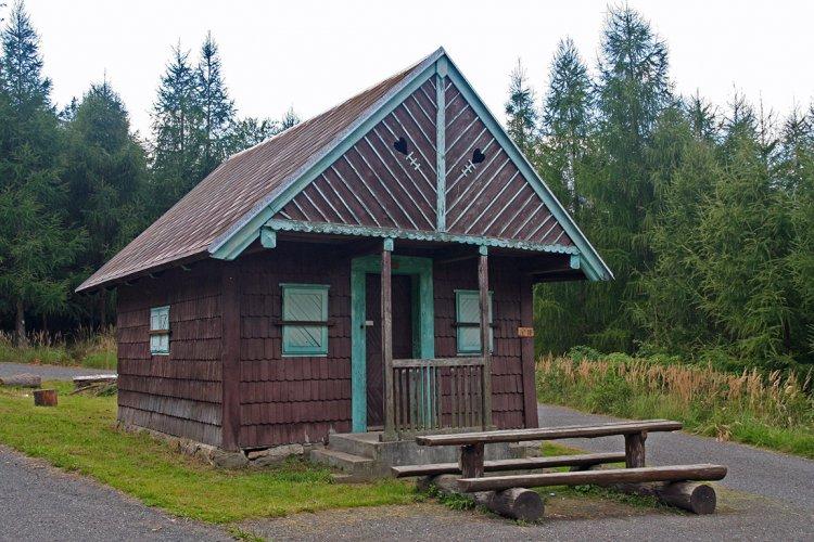 lovecká chata Roubenka