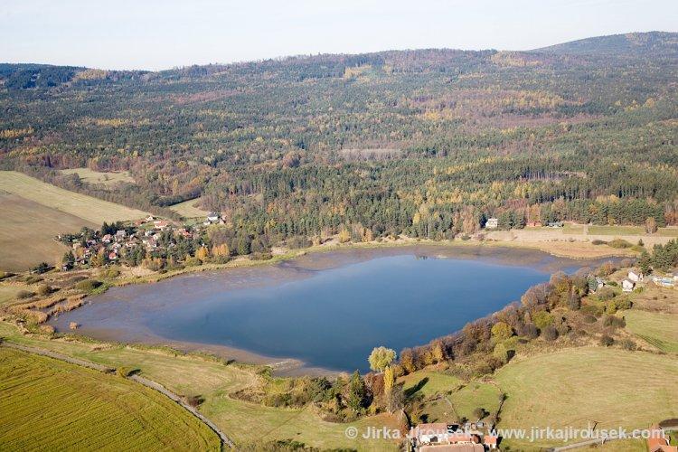 Holšiny - Vackův rybník