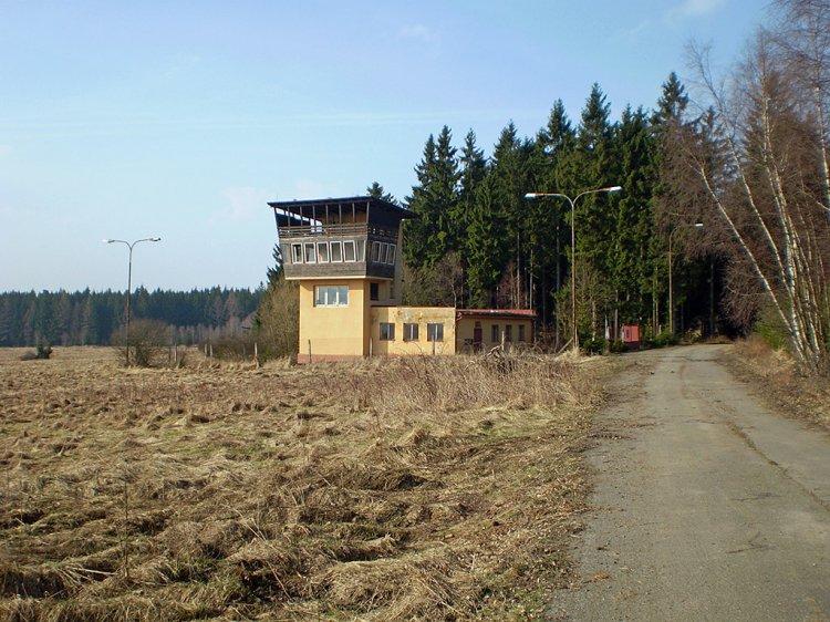 věž u Padrtě 2009