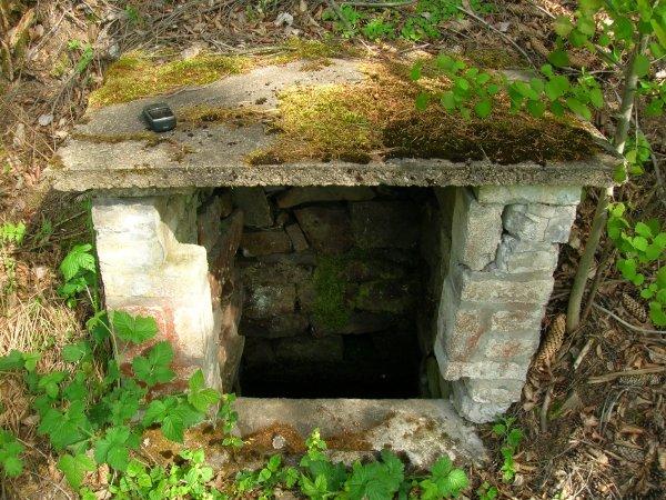 studánka pod Čertovo roklí u Plešivce