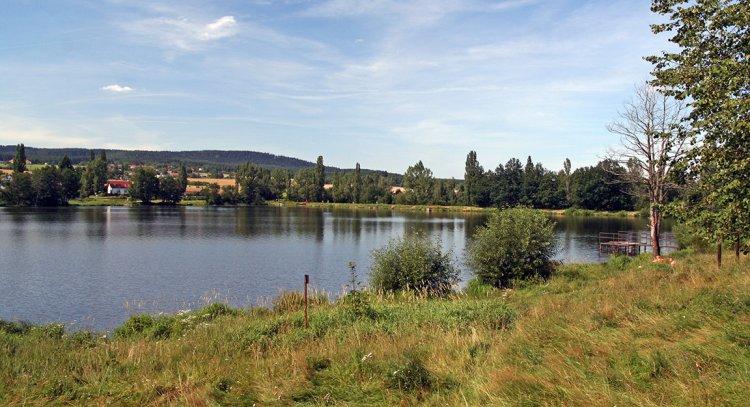 Vysokopecký rybník