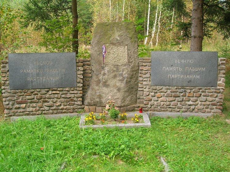 Památník Na Dědku