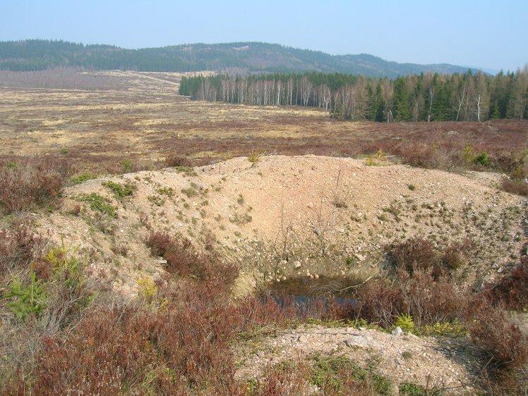 Brda - kráter
