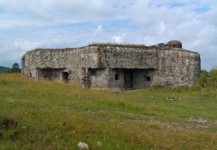 zkušební pěchotní srub pod Houpákem