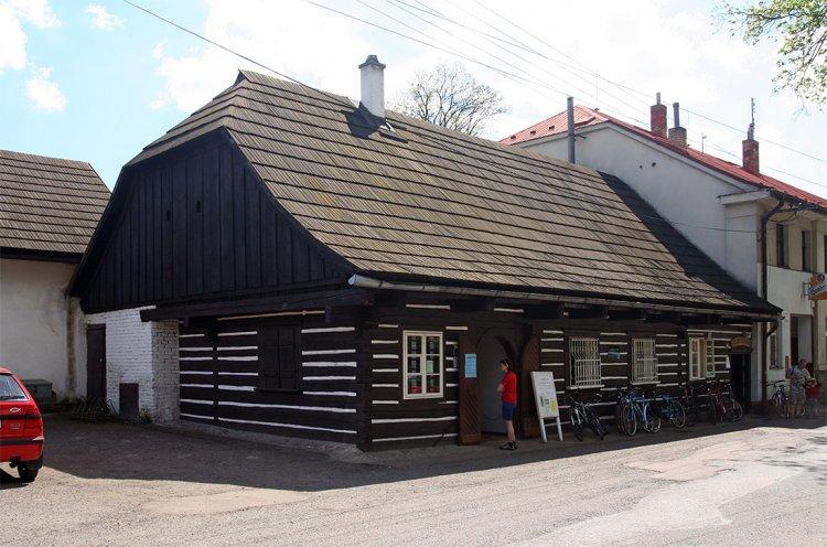 Mošnova hospoda v Dobřívě