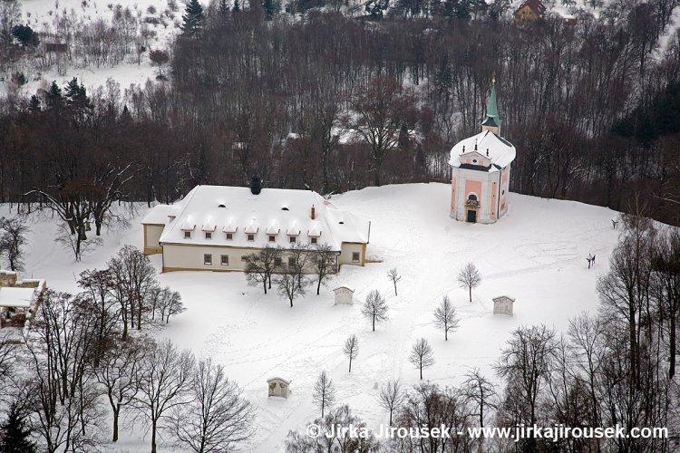 Skalka, kostelík sv. Máří Magdaleny