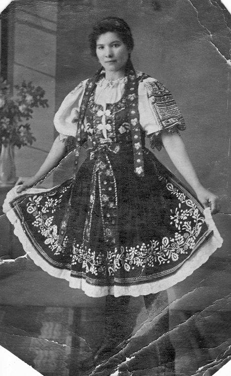 babička Barbora, roz. Lajblová