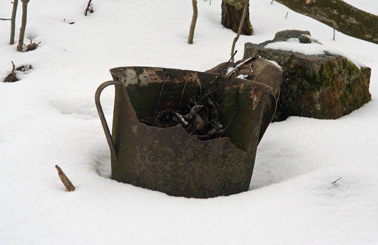 Kolvín - artefakty osídlení