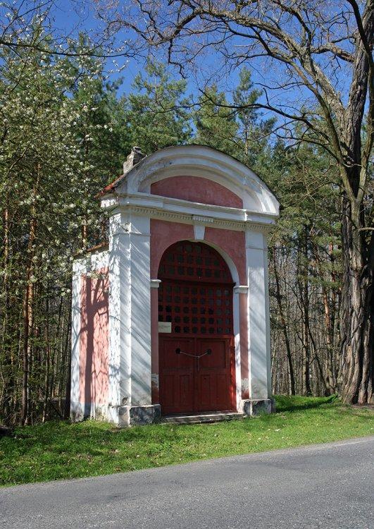 Kaple Sv. Anny nad Dobříší
