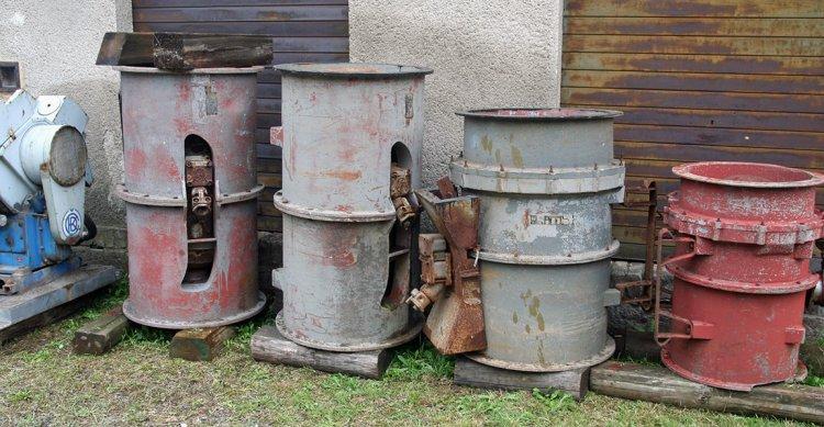 Sbírka lutnových ventilátorů