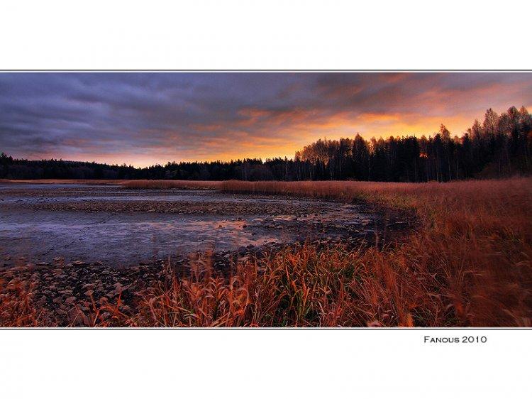 Od Padrťských rybníků