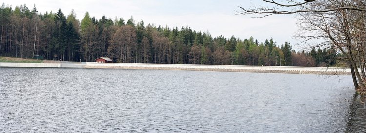 Vodní dílo Záskalská
