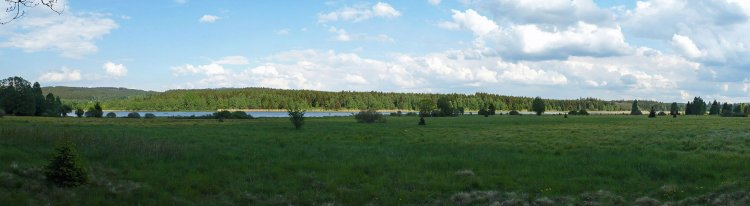 z okolí Padrťských rybníků