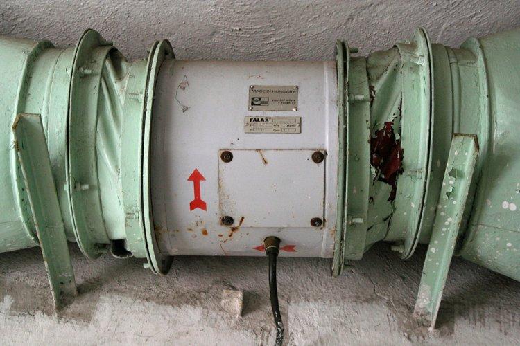Lutnový ventilátor až z Budapešti