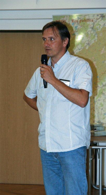 Mgr. Karel Nováček, PhD. - Archeologické dědictví středních Brd