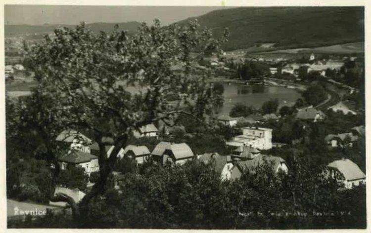 Řevnice 1941