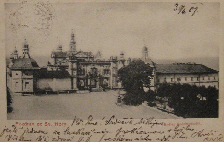 Svatá Hora 1907