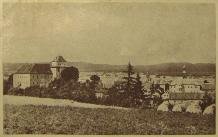Rožmitál 1935