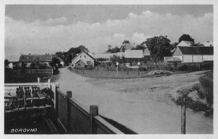 Borovno 1943
