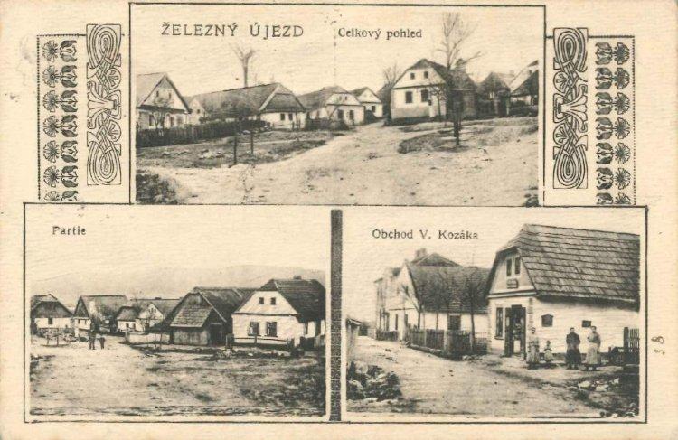 Železný Újezd 1920