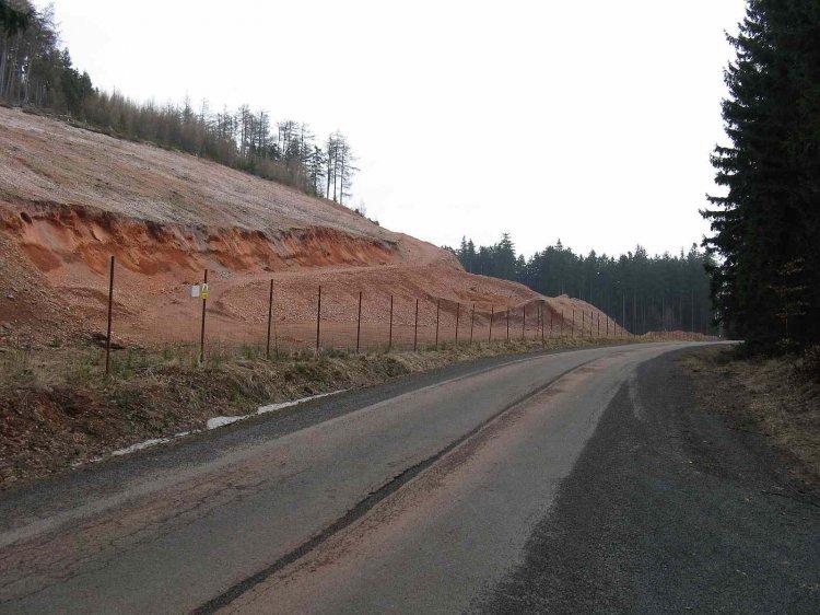 Červený vrch 2011