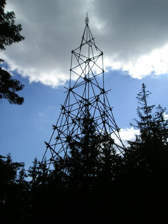 věž Koruna 2010