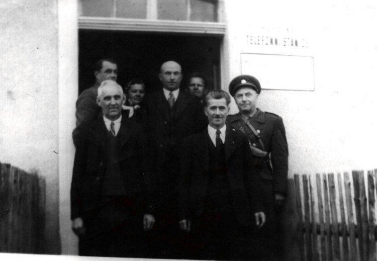 vrchní strážmistr Zušťák
