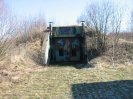 Velitelský bunkr zepředu nebo zezadu?