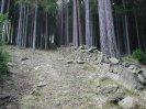 kamenná hradba na Koníčku