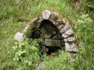 studánka v serpentinách u Chocholaté skály