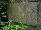 Pamětní deska z pomníku