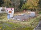 akumulační nádrže a jižní budova úpravny